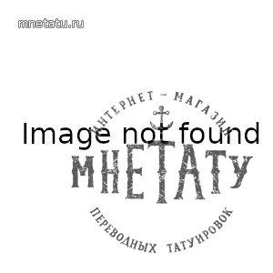 Жить без сожалений на латыни тату