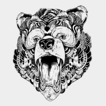 """Переводка """"Медведь"""""""