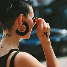 Переводная татуировка Тату-фичи «Ледниковый период»
