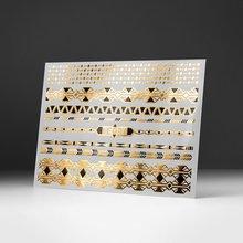 Золотая Гетсби-браслеты