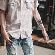 Переводная татуировка Тату-цитата «Сегодня важный день»