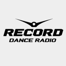 Переводная татуировка Радио Record